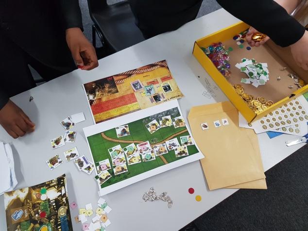 Game playtesting for village life